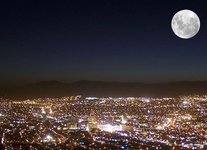 Súper luna 23 jun 2013 Fundacion_UNAM
