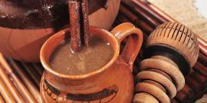 Chocolate bebida mexicna
