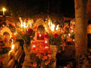 Día de muertos en Janitzio Michoacan CCUT