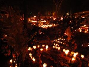 Dia de muertos tzin tzun tzan michoacan Getty