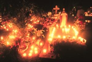 Dia de Muertos Tzintzuntzan Michoacan Mexico Memo Garcia Navarro