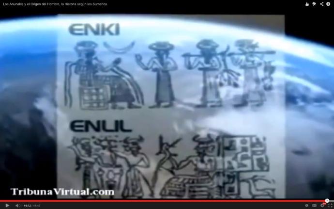 Enki y Enlil