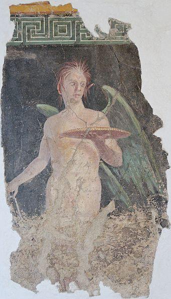 genius romano _Boscoreale_Louvre_P23