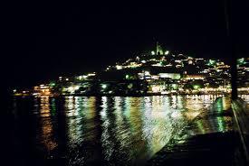 Noche de muertos isla Janitzio Michoacan Mexico