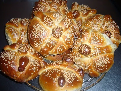 Pan de muerto oaxaca tradicional (1)