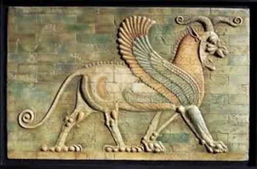 Toro alado del Palacio de Khorsabad