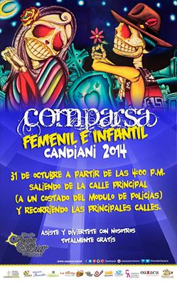 comparsa femenil
