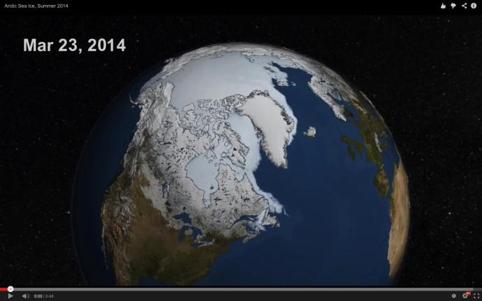 cubierta hielo artico 23 03 14