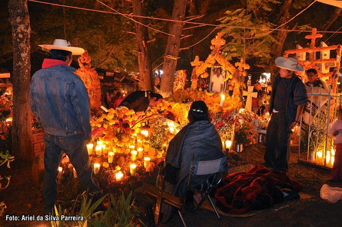 dia de muertos2 Patzcuaro Michoacan