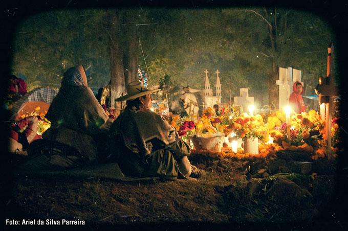 dia de muertos3 Patzcuaro Michoacan