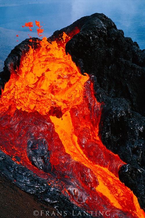 erupcion volcanica