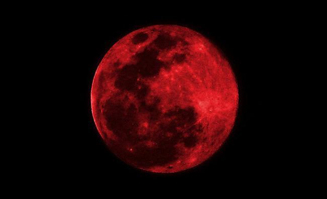 Luna de sangre 1
