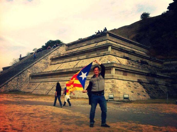 Piramide de CHOLULA 1