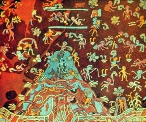 Tlalocan el paraiso de los aztecas