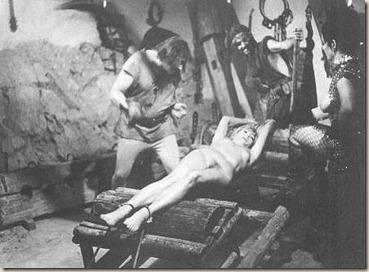 dislocacion de miemvbros tortura inquisicion