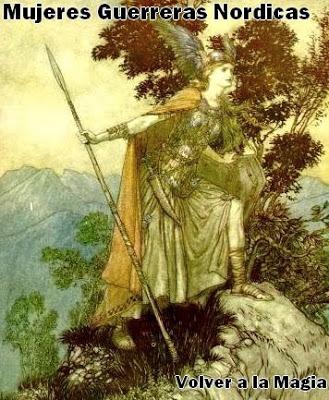 mujeres nordicas