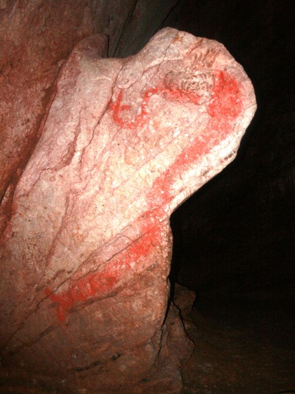 grutas Juxtlahuaca serpiente drago olmeca-15