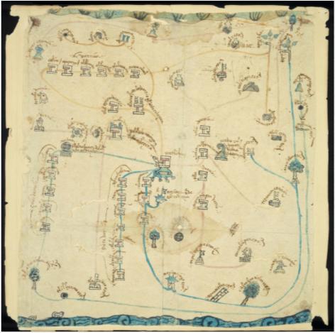 Mapa de Coatlinchan Mexico