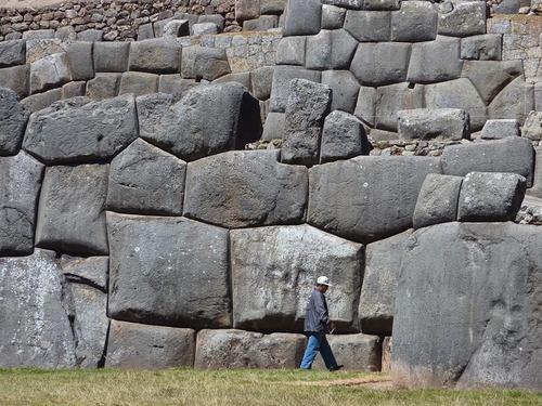 Sacsayhuaman encaje perfecto megalitos