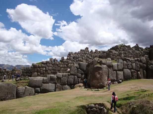 Sacsayhuaman