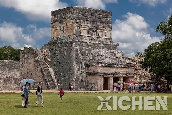 Gran Juego de Pelota Chichen Itza Mexico