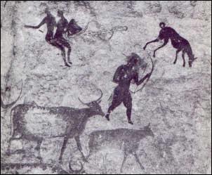 caza prehistorica