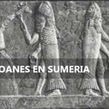 dios Oanes en Sumeria