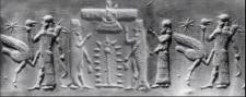 Dioses peces sumerios Enki o Ea