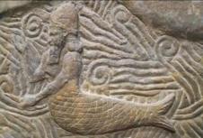 Ea o Enki dios pez sumerio