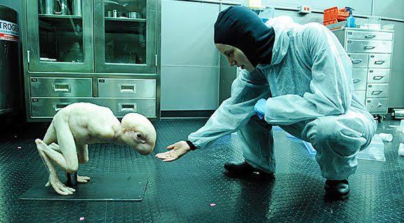 humanzee - Hibridación humanos con animales