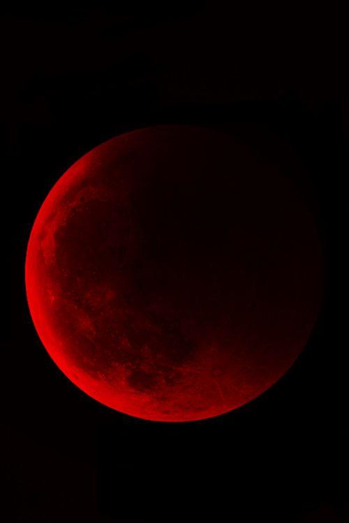 Luna de sangre Mexicoabril 14 2014