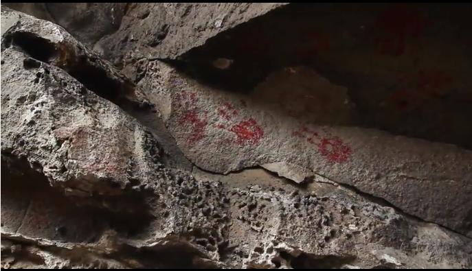 Cuevas Prehistóricas de Yagul y Mitla, Oaxaca, INAH, Video