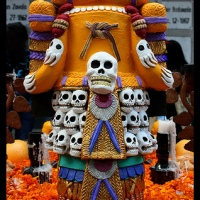DÍA DE MUERTOS, NOCHE DE MUERTOS 2015 ¿A DÓNDE IR? CIUDAD DE MÉXICO