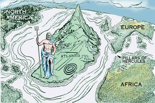 * La Atlantida: Historia de un Continente Hundido.