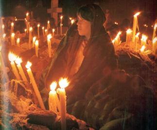 Dia de muertos flores panteon foto-7Mary Andrade