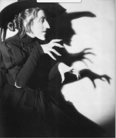 Halloween bruja