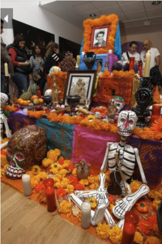 OFRENDA CANTINFLAS