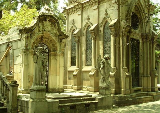 Panteon frances ciudad de México