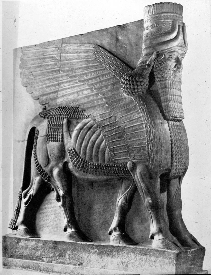 Los Hombres que Descubrieron Asiria