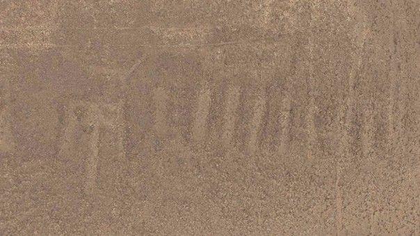 Descubren geoglifo en Nasca