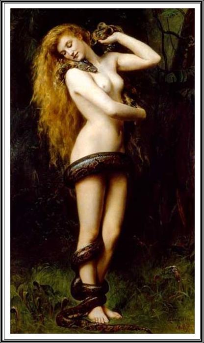 Lilith, la primera mujer de Adán (1)