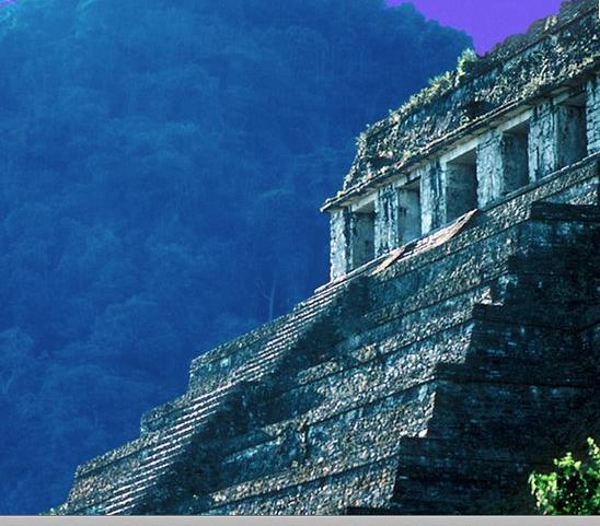 Templo de las inscripciones palenque