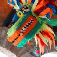 ARTESANÍA MEXICANA: PIÑATAS DE ACOLMAN, GALERÍA DE FOTOS