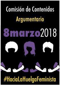 ¿QUÉ ES LA HUELGA FEMINISTA? 8 DE MARZO, 2018