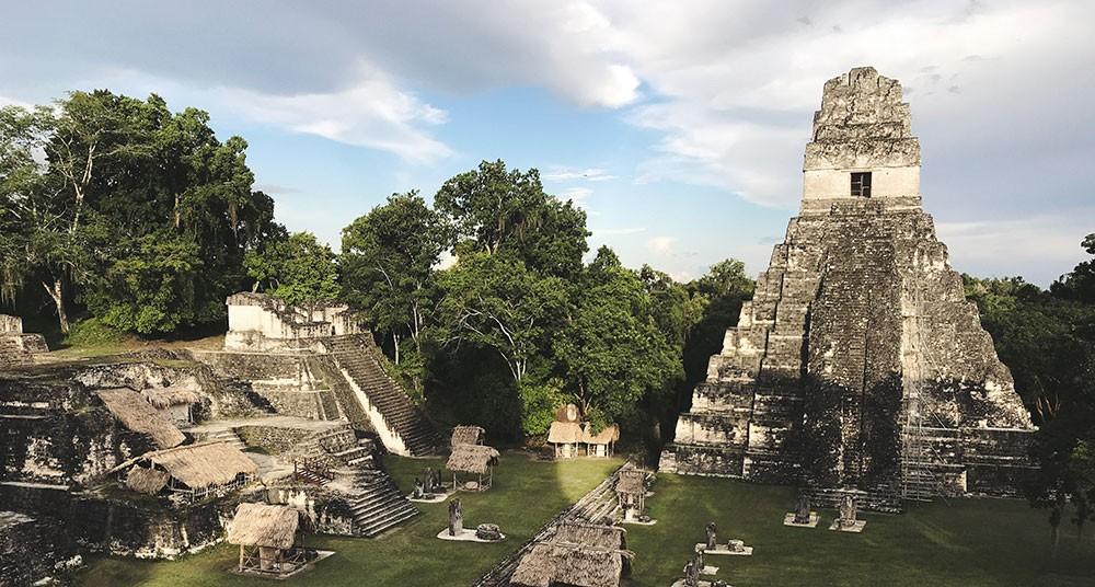 Un láser penetra en la selva para mostrar el imperio perdido de los mayas