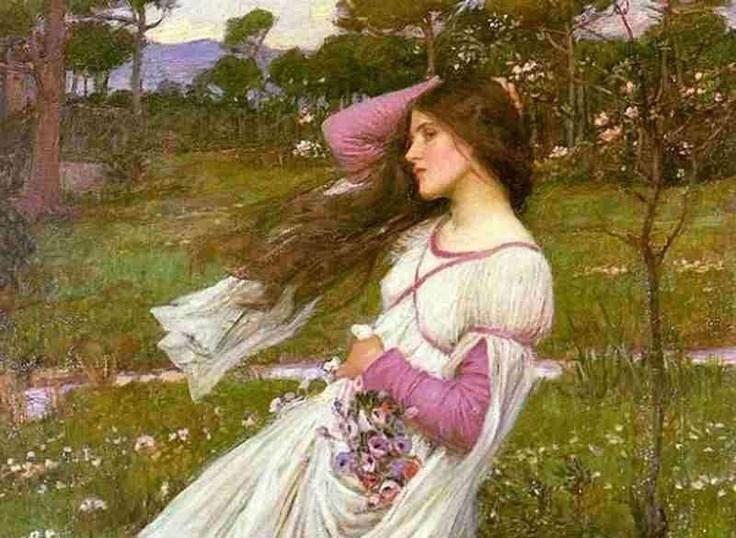 Perséfone y el mito de la primavera