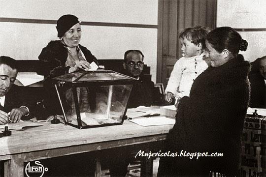 Matilde Hidalgo, la primera mujer hispanoamericana que pudo votar