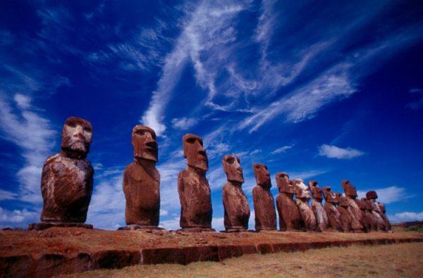 La isla de Pascua cambia de nombre: se llamará Rapa Nui, su nombre originario